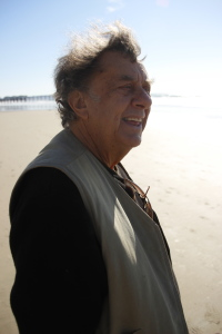 Photograph of Steve Kowit by Heather Eudy
