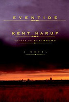 Cover of Eventide, by Kent Haruf