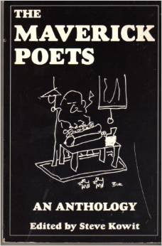 Cover photo of The Maverick Poets by Steve Kowit