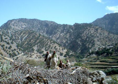 Photo of Afghani Neighborhood Watch, by Frank Light