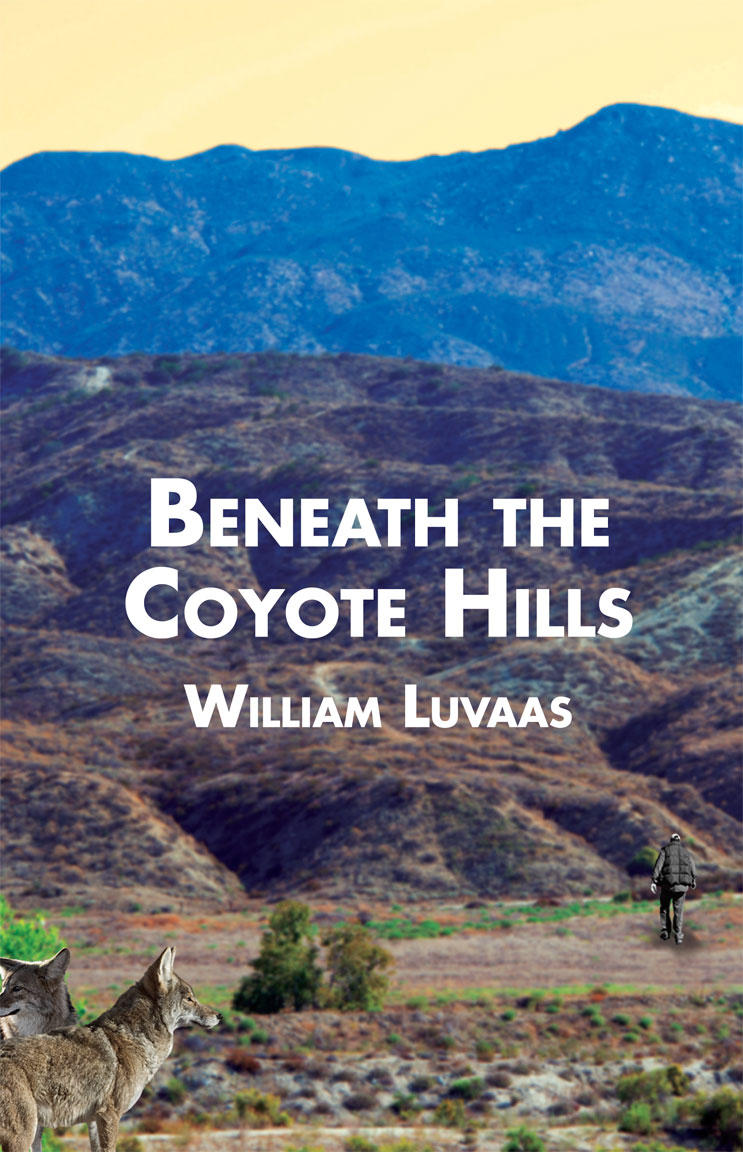 Cover of Beneath the Coyote Hills by William Luvaas