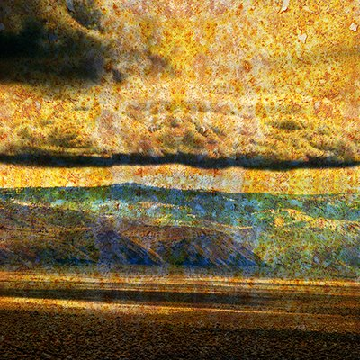 Digital painting #233, by David Memmott