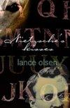 Cover of Nietzsche's Kisses, by Lance Olsen