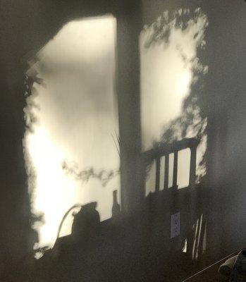 Artsy Shadows, photo by Nancy Parshall